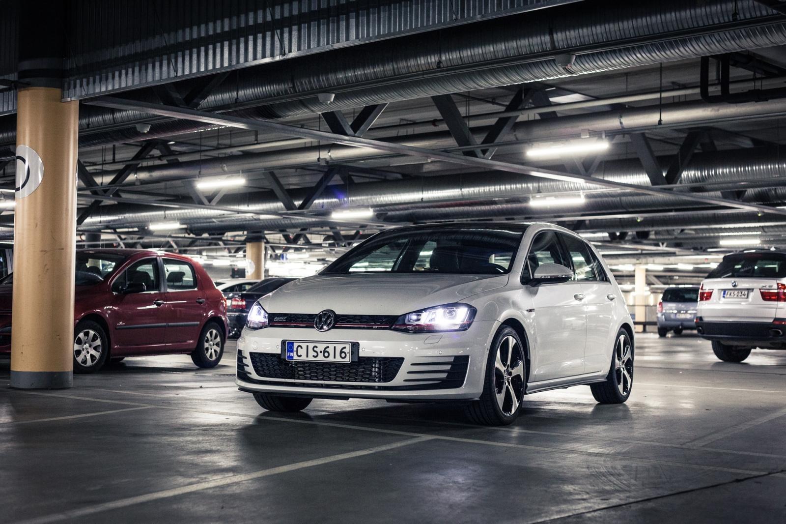 VW Golf GTI mk7