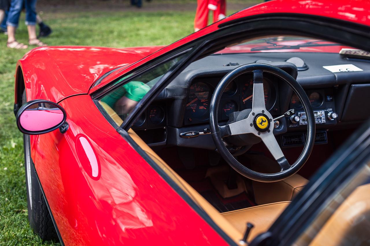 Bella Italia: Ferrari