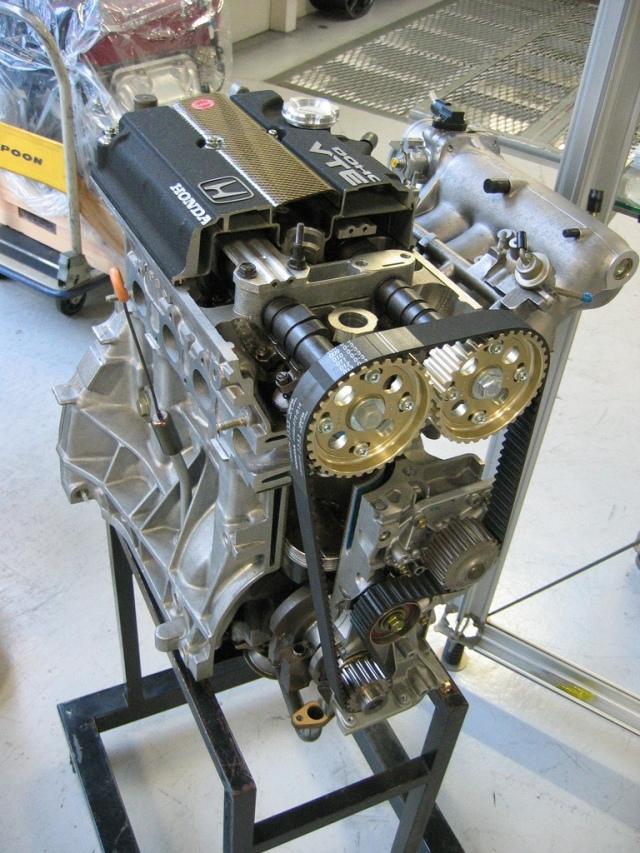 Honda, B-series, moottori