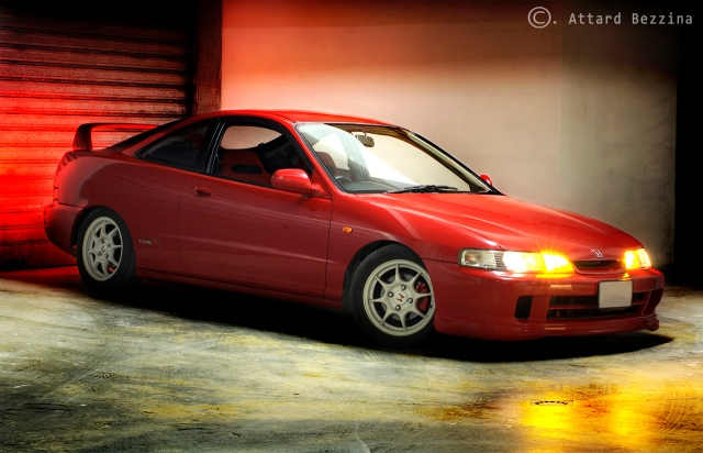 Honda, Integra, Type R, DC2