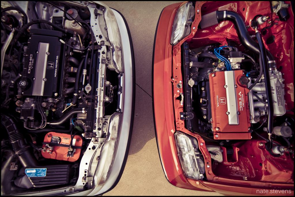 Honda, B-series