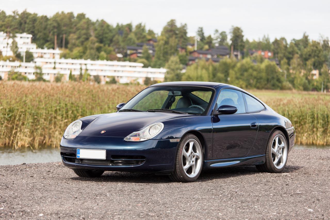 Porsche 911 3.4 (996)