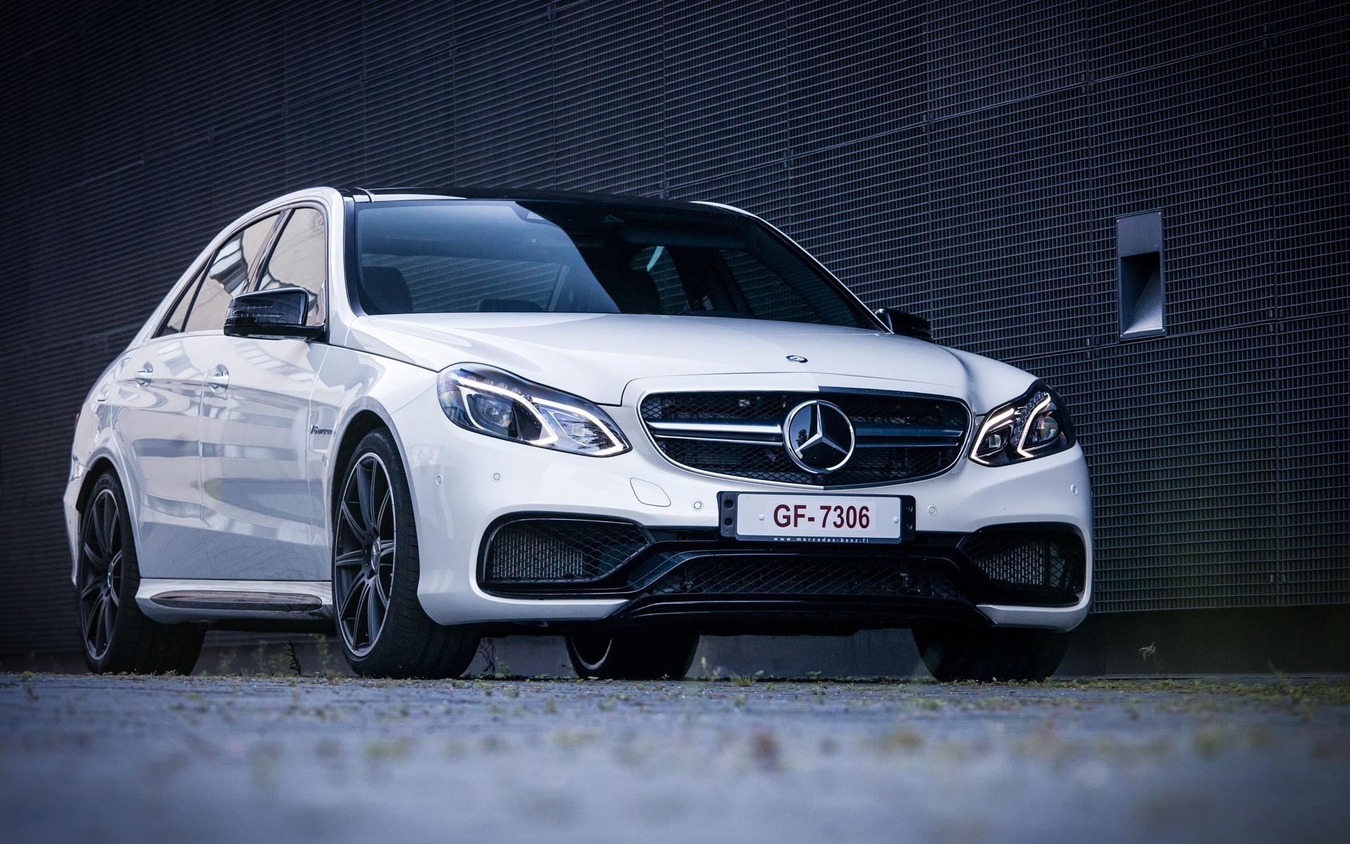 Mercedes-Benz, E63, AMG, S, 4Matic