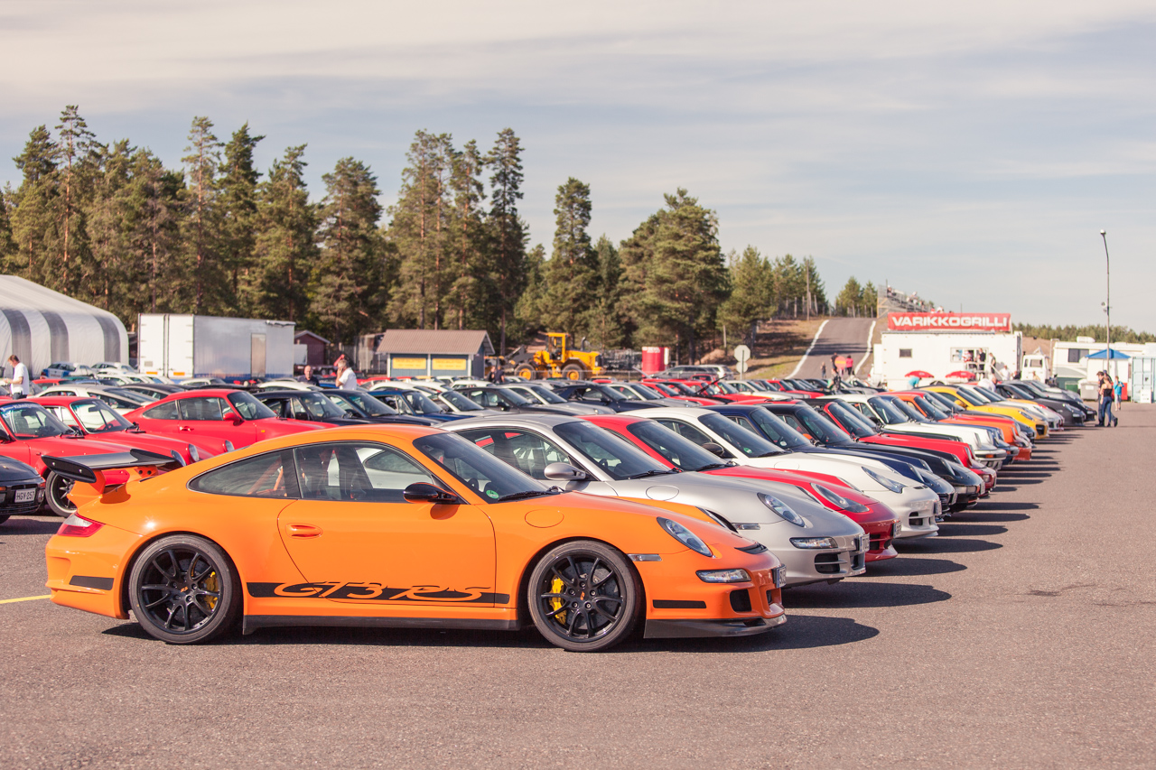Porsche Club Festival yleiskuva
