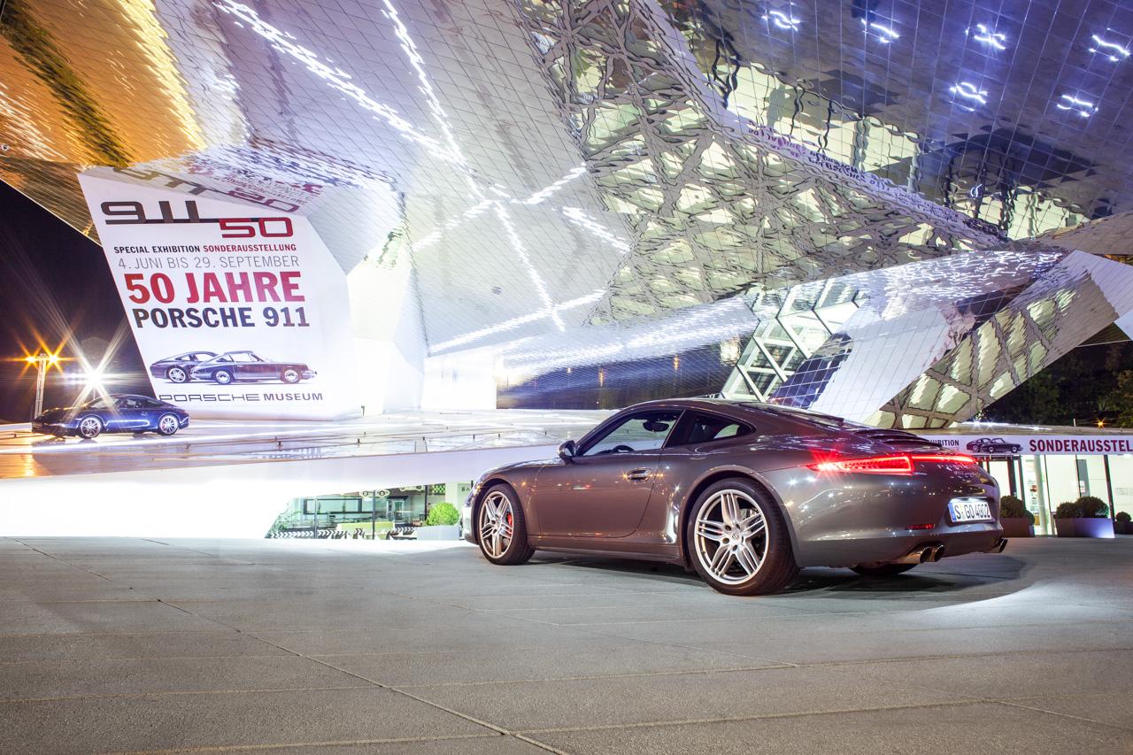 Porsche 911 50 vuotta