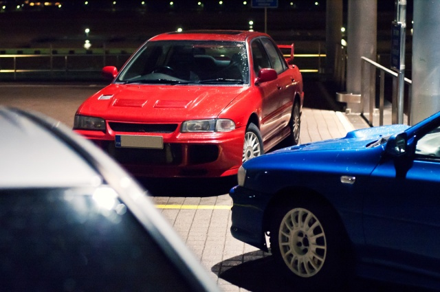 Evolution III & IX and Impreza GT
