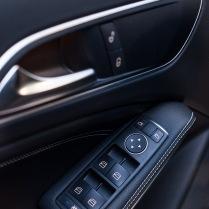 Mercedes-Benz A-sarja verhoilua