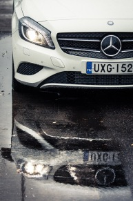 Mercedes-Benz A-sarja keula