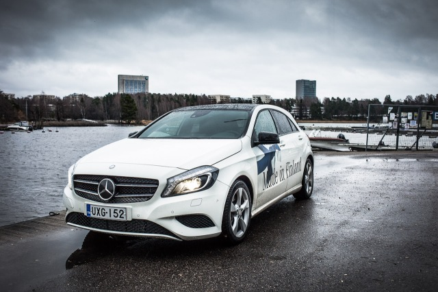 Mercedes-Benz A250 4Matic