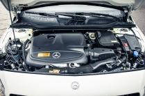 Mercedes-Benz A250 moottori