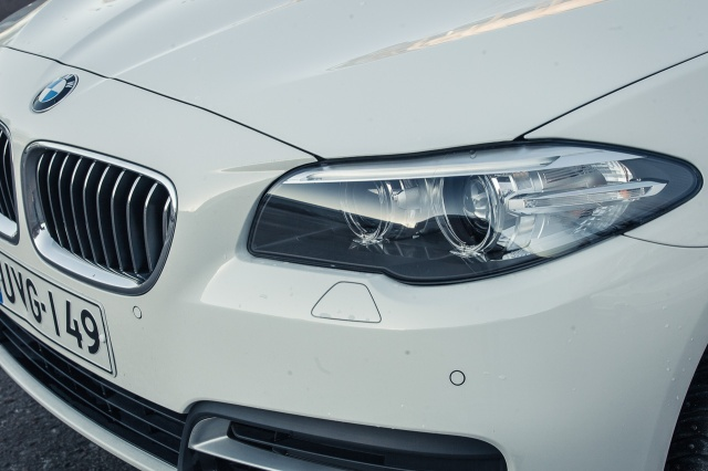 BMW F10 518dA keula