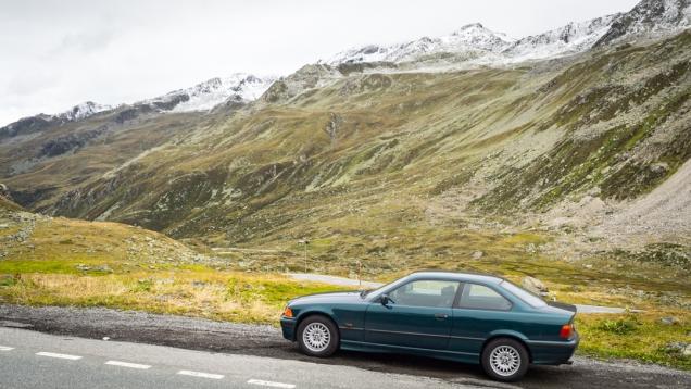BMW & Flüela-Pass