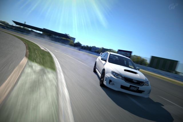 Subaru WRX STi Tsukubassa