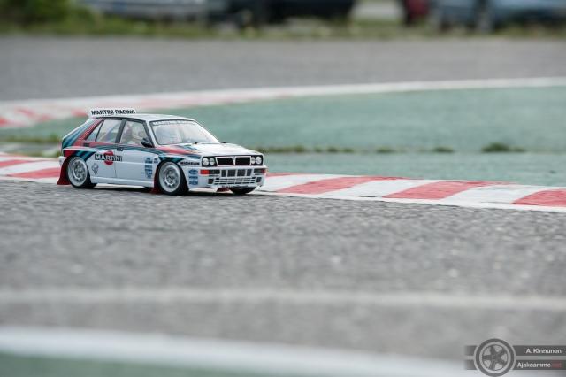 RC-versio Lancia Delta HF Integralesta