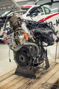 Peugeot 208 T16 R5:n sydän