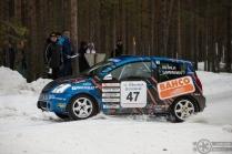 #47 Joni Viitala / Citroën C2 R2. Pohjanmaa-ralli, EK3.