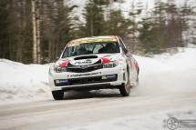 #2 Teemu Asunmaa / Subaru Impreza WRX STI. Pohjanmaa-ralli, EK4.