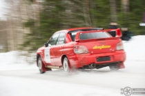 #11 Timo Pitkäniemi / Subaru Imprexa WRX STI. Pohjanmaa-ralli EK4