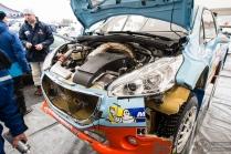 Peugeot 208 T16 R5 konetila
