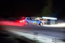 #13 Juha Salo / Peugeot 208 T16 R5. Pohjanmaa-ralli, EK1.