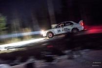 #20 Timo Mäenpää / Mitsubishi Lancer Evo 6. Pohjanmaa-ralli, EK1.