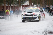 #2 Teemu Asunmaa / Subaru Impreza WRX STI. Pohjanmaa-ralli, EK3.