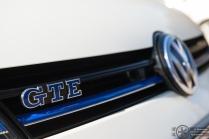 Volkswagen Golf GTE yksityiskohta