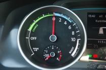 Volkswagen Golf GTE mittaristo