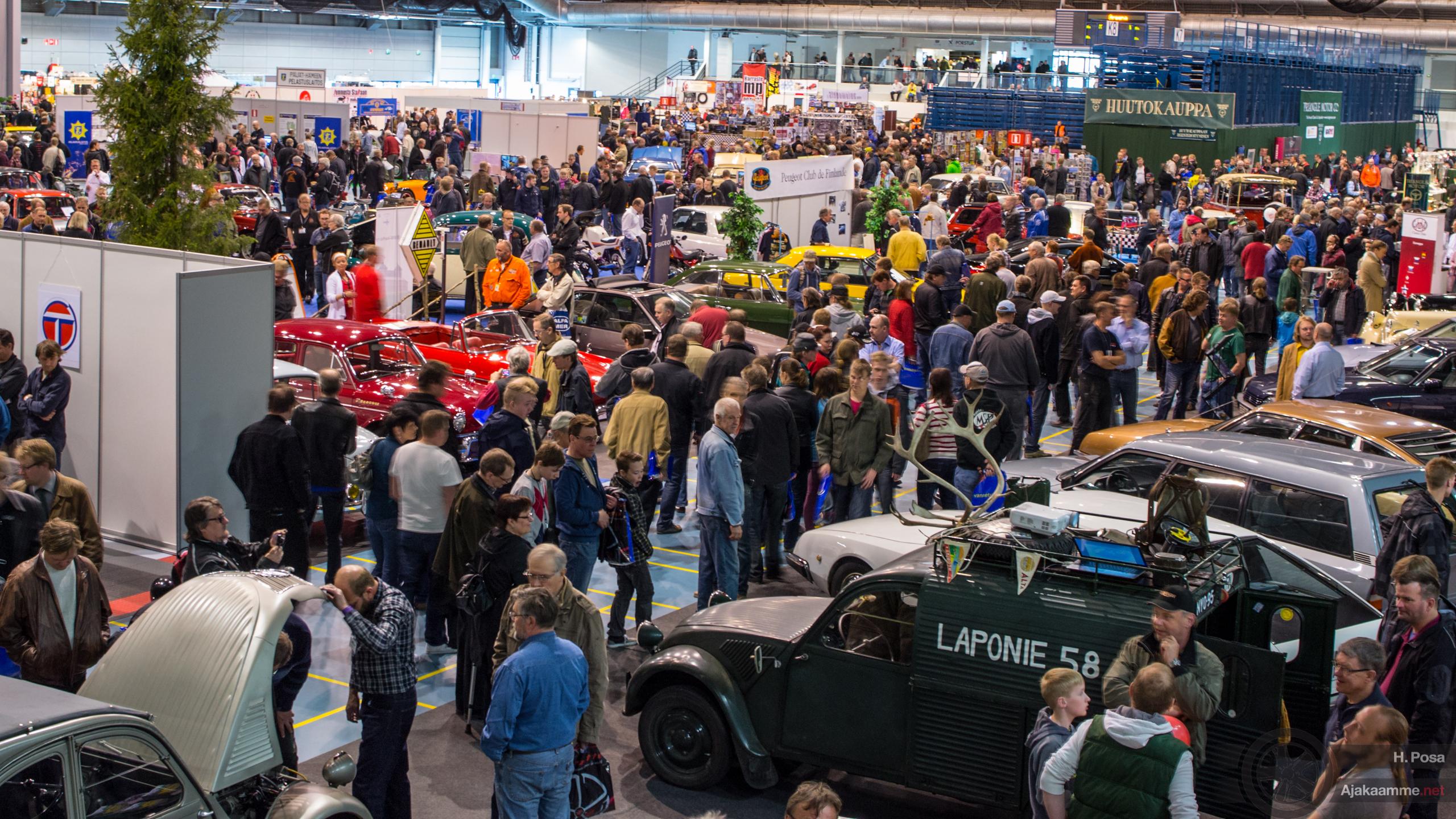 Lahti Classic Motor Show 2014