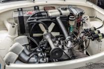 Viritetty Wartburg -kaksitahtimoottori